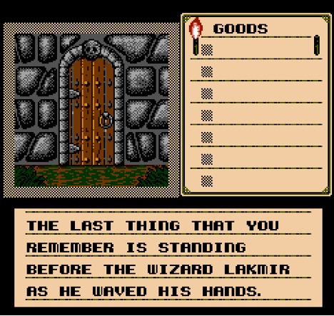Courtesy of Matt London, from Shadowgate